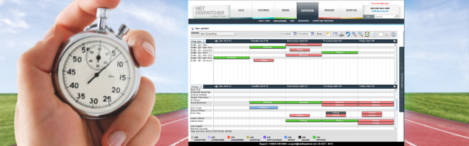 Scheduling Software for Service Technicians