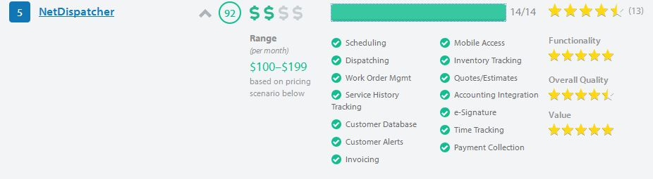 Most Affordable Field Service Software Today Husky Intelligence - Field service invoicing software